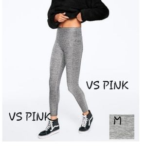 M NWT VS PINK MARLE GRAY BESTBUTT ULTIMATE LEGGING
